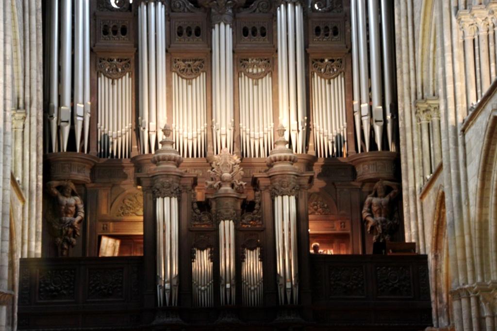 cathédrale orgue