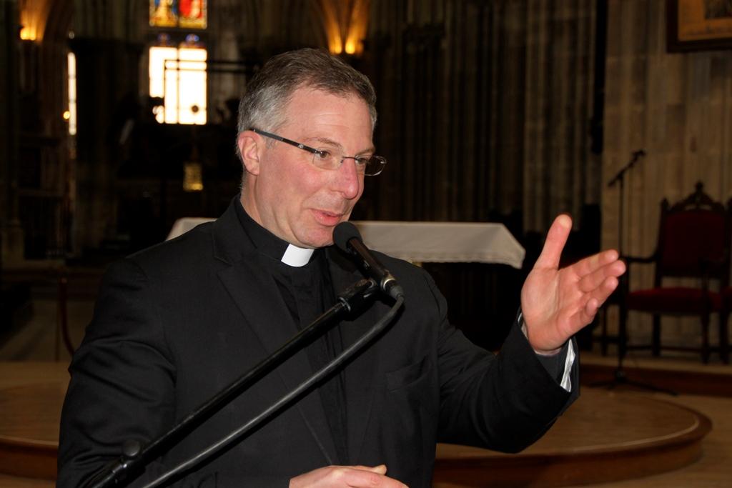 Le père Geoffroy de la Tousche curé des paroisses de Dieppe