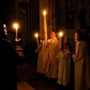 IMG_2125 Le cierge pascal