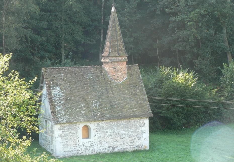 Chapelle Saint Gilles