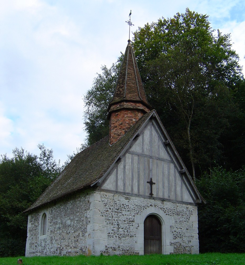 Chapelle Saint Gilles2
