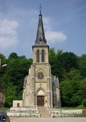 Eglise Saint-Jean Baptiste Val de la Haye