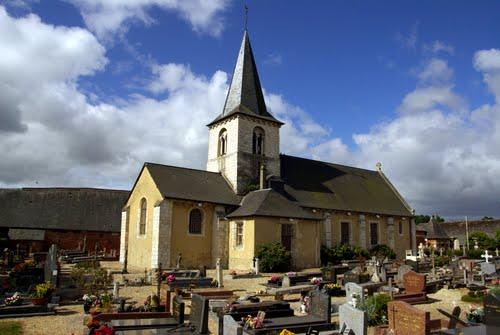Eglise Saint Léonard de La Vaupalière