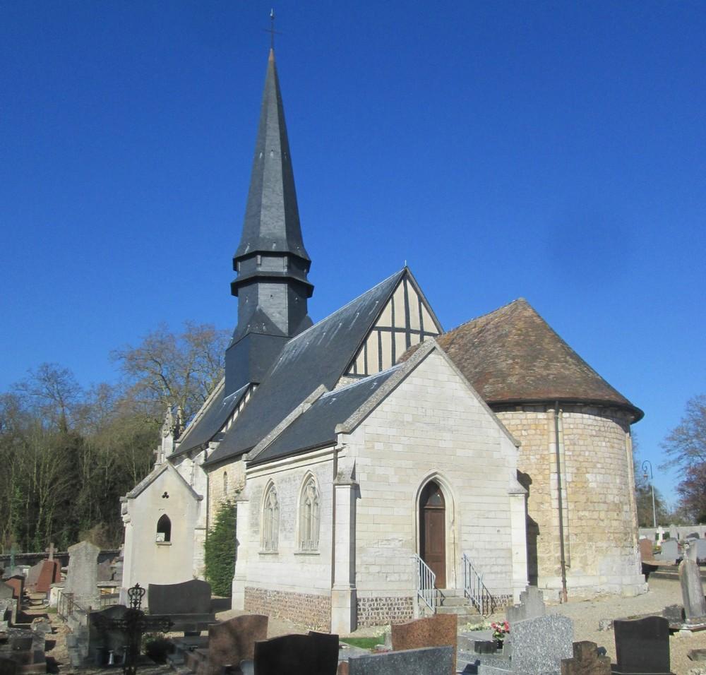 Eglise Saint-Sauveur de Sahurs