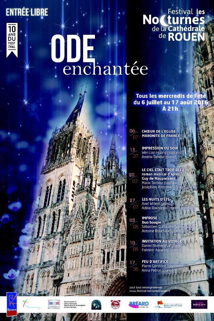 nocturnes cathédrale