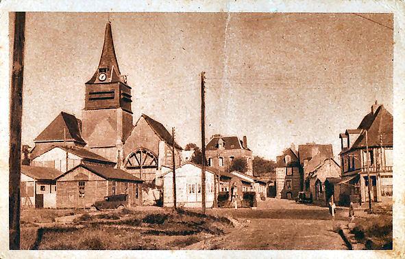 03 La rue du Presbytère