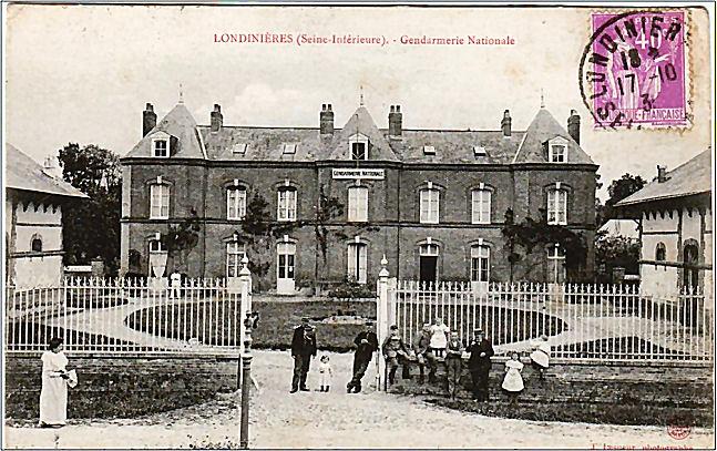 08 Ancienne gendarmerie nationale de Londinières