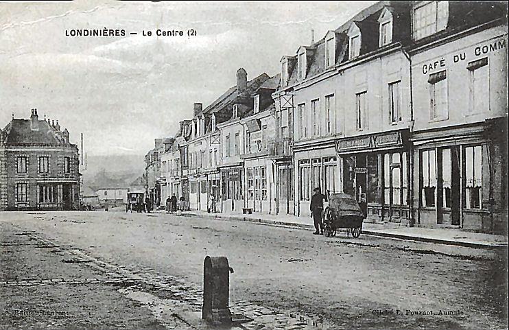 19 Le centre du bourg