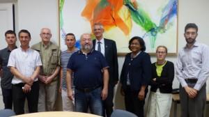 27 juillet - Rencontre du Comité interconfessionnel de Rouen