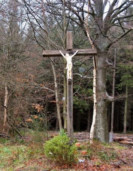 Ancienne Croix des Trois Frères