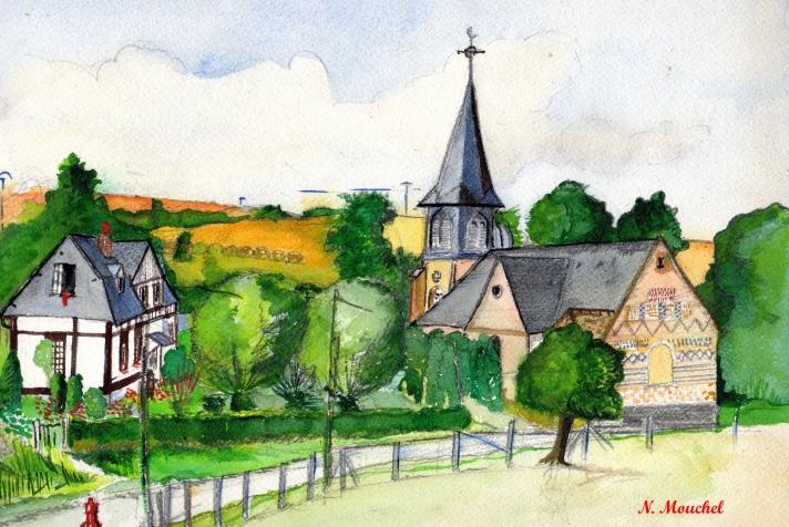 Eglise de Baillolet