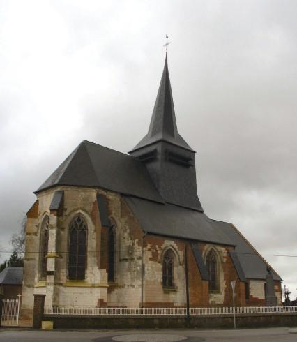 Eglise des Essarts - Varimpré