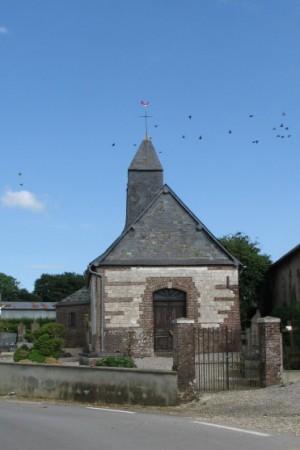 La chapelle de villy-le-haut