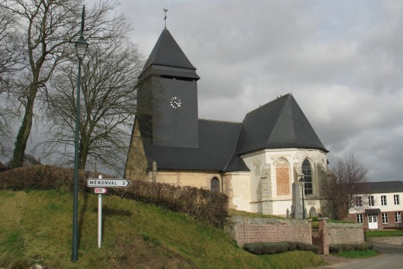 eglise Lucy