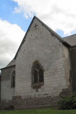 la chapelle seigneuriale