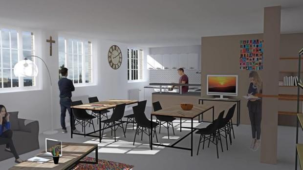 visuel 3D foyer