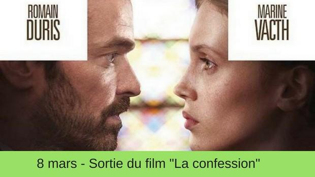 8 mars - Sortie du film -La confession-