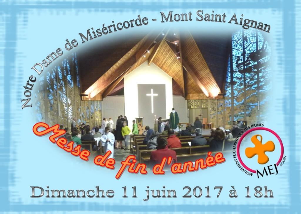 2017-06-11 Messe de fin dannée