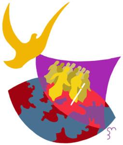 Evangile de Pentecôte - Année liturgique B