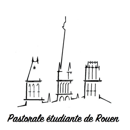 Logo de la pastorale des jeunes