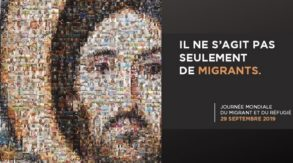 Journée du migrant et du réfugié 2019