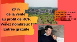 Vente de vins RCF