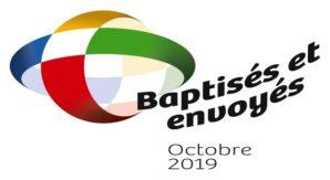Logo mois missionnaire- octobre 2019