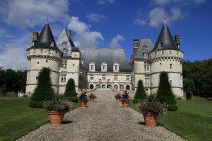par ety jardins du château de mesnières-en-bray