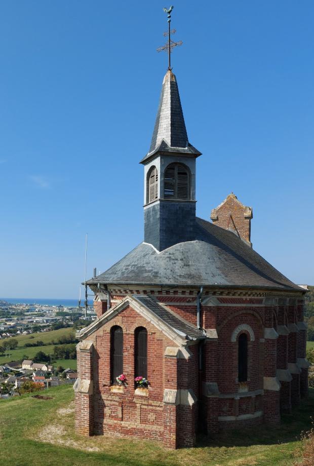 Chapelle Saint Laurent de la ville d'EU