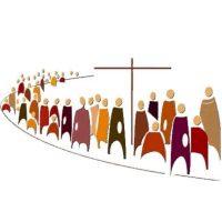 Eglise ensemble - Format 200x200