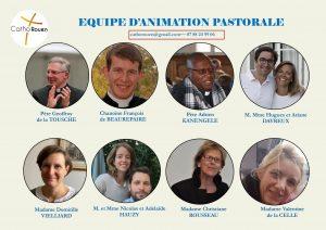 Nouvelle équipe d'animation pastorale