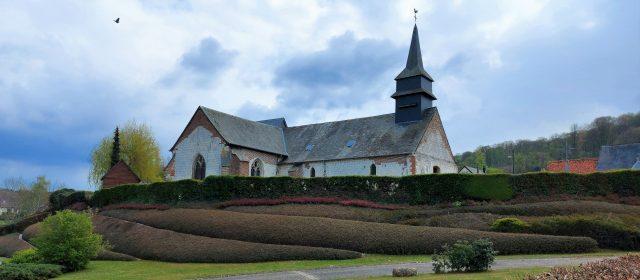 Eglise Notre Dame de Cuverville