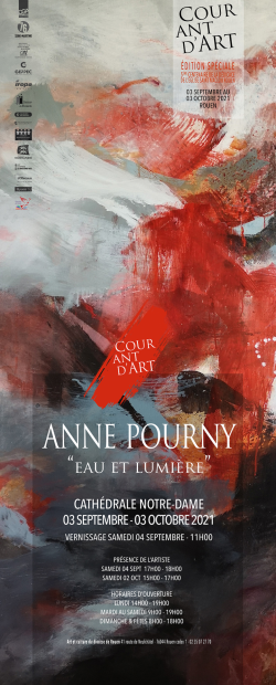 AFF POURNY - COURANT D ART - 2021