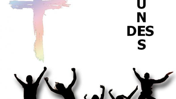 Aumônerie des jeunes Oissel Logo